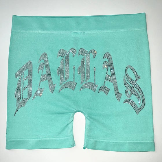 Image of DALLAS BIKE SHORT 2.0 (MINT)
