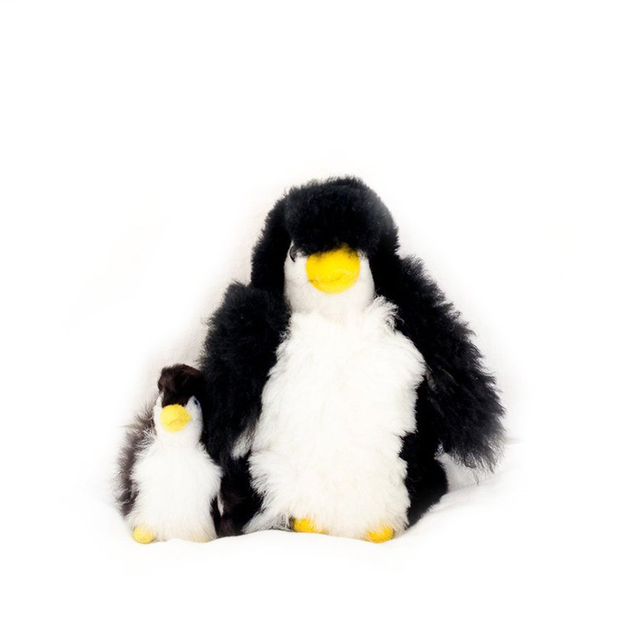 Image of STUFFED ALPACA Penguins
