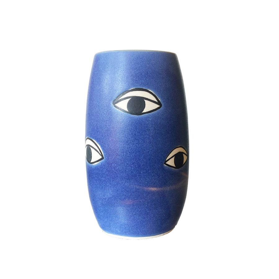 Image of Many Eyes Vase