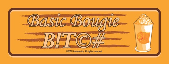 Image of Basic Bougie B!T©# - Fragrance Oil
