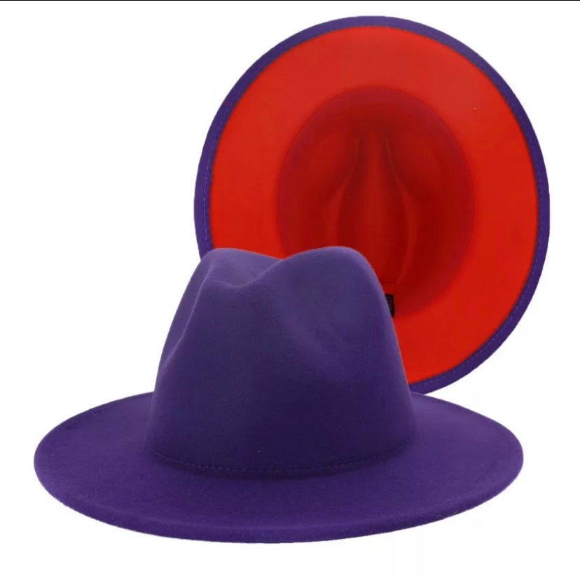 Image of Purple Rain Fedora
