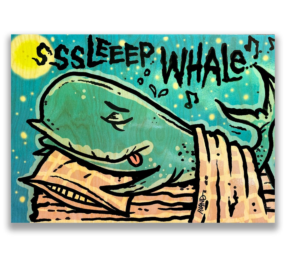 Image of Sleep Whale