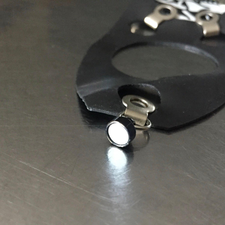 Image of Gasketcase Bracelet with Stone Gargoyle