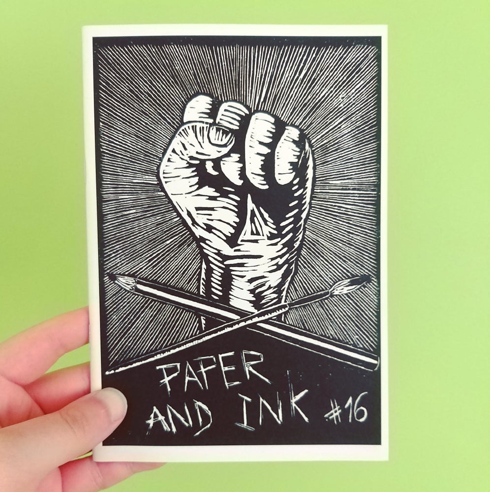 Image of PAPER AND INK #16
