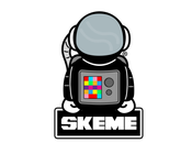 Image of Skeme Logo Sticker
