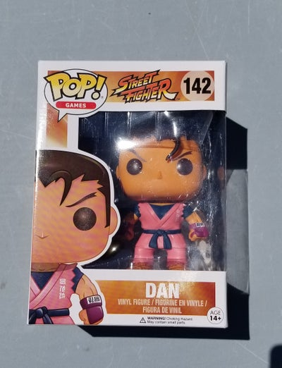 Image of Dan Funko Pop