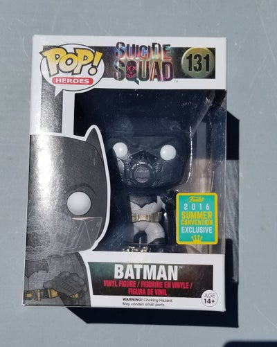 Image of Batman Funko Pop