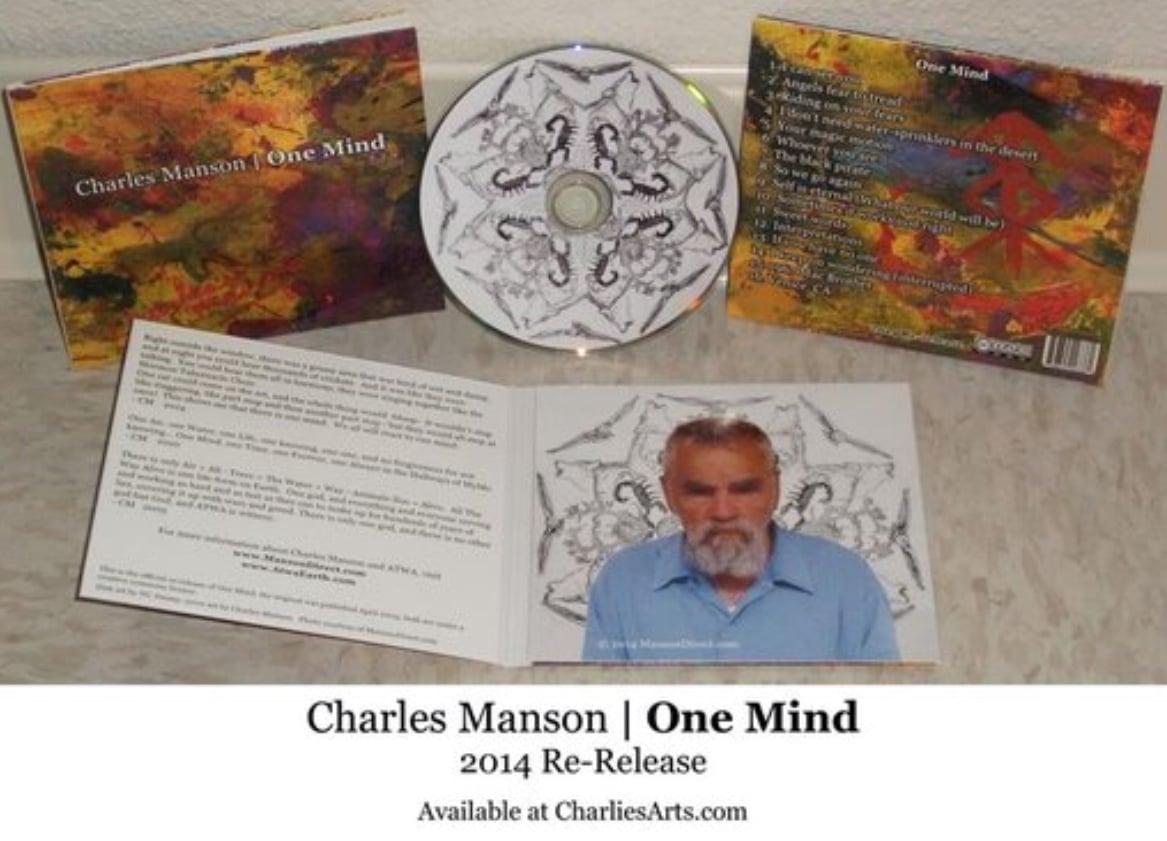 ONE MIND CD