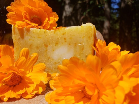 Image of Calendula & Lavender Bar Summer Special