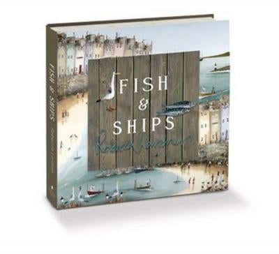 Image of Fish & Ships Book  (open edition)