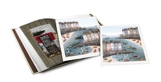 Image of Fish and Chips Book ( limited edition)