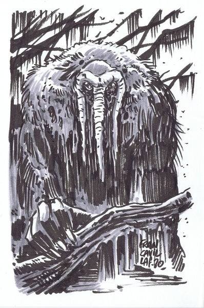 Image of Man-Thing