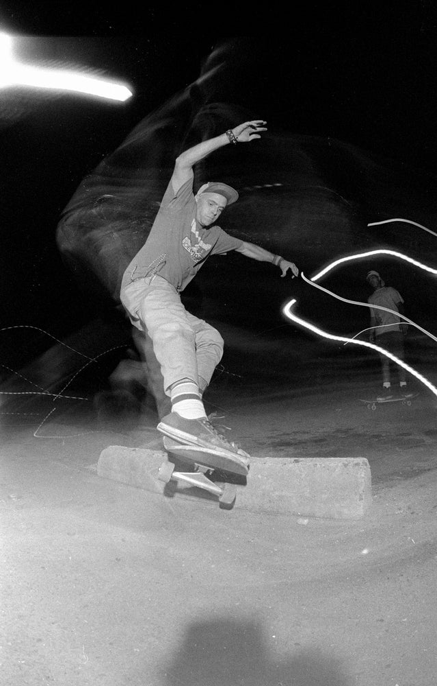 Ricky Winsor, Sacramento, 1991 by Tobin Yelland