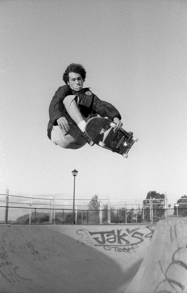 Joey Tershey, Palo Alto 1991 by Tobin Yelland