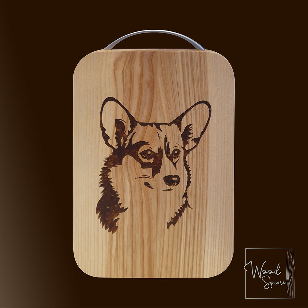 Image of  Cardigan Welsh Corgi  Chopping board