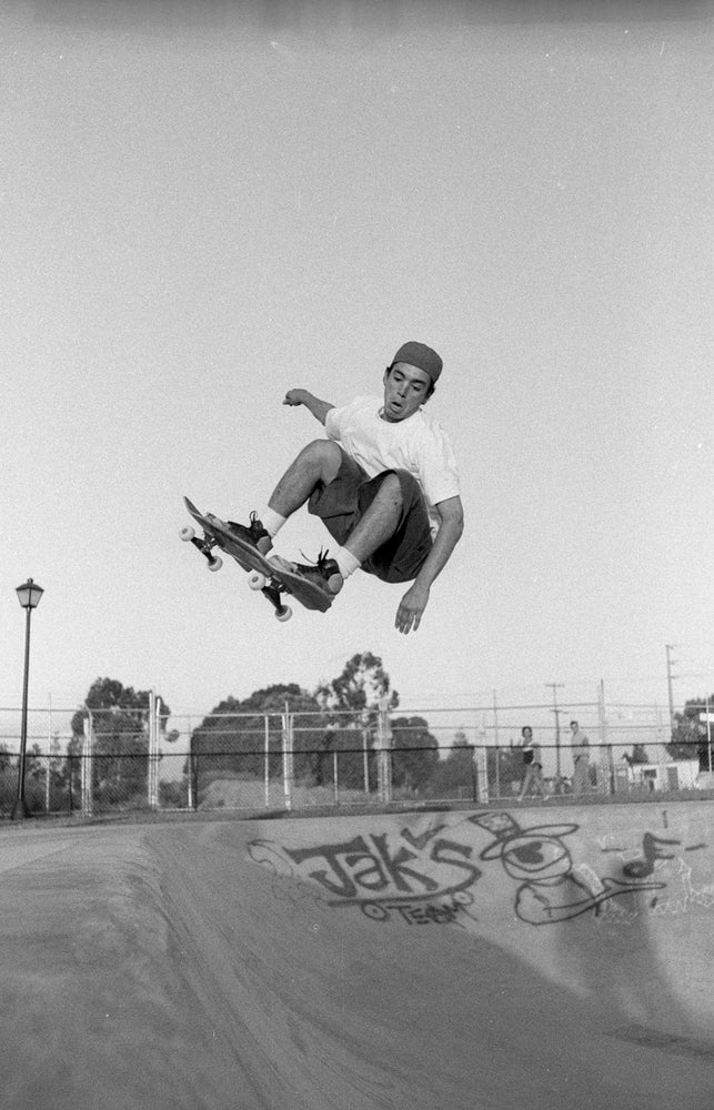 Randy Colvin, Palo Alto 1991 by Tobin Yelland