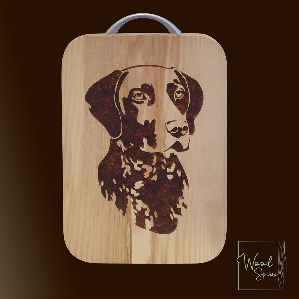 Image of  German Shorthaired Pointer chopping board