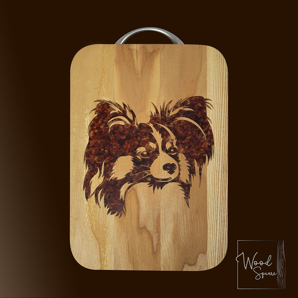 Image of  Papillon chopping board