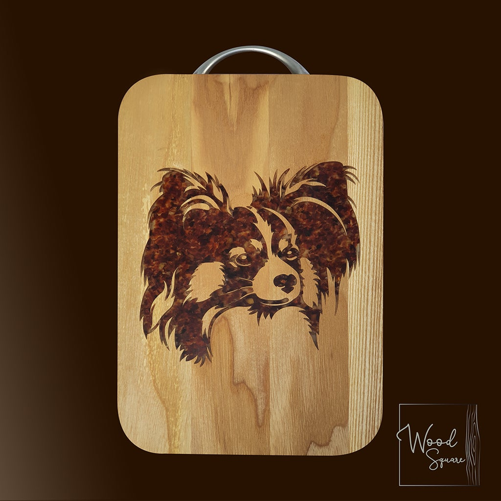 Image of  Papillon chopping board