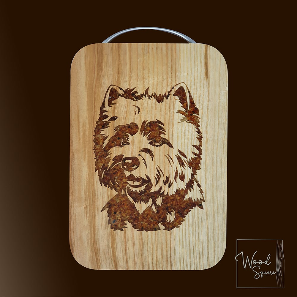 Image of West Highland chopping board