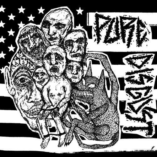 """Pure Disgust - S/T 7"""""""