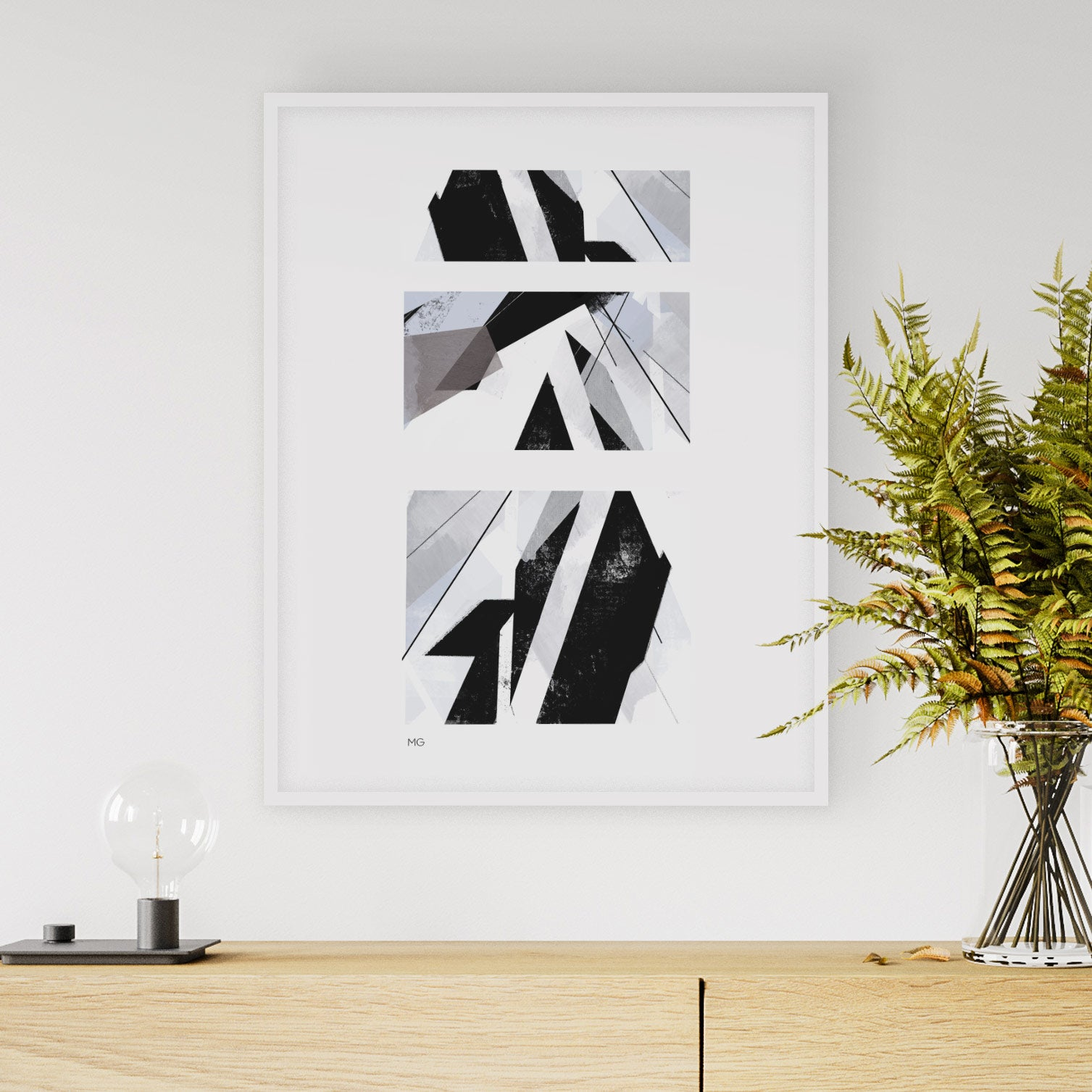 Image of Threshold Art Print