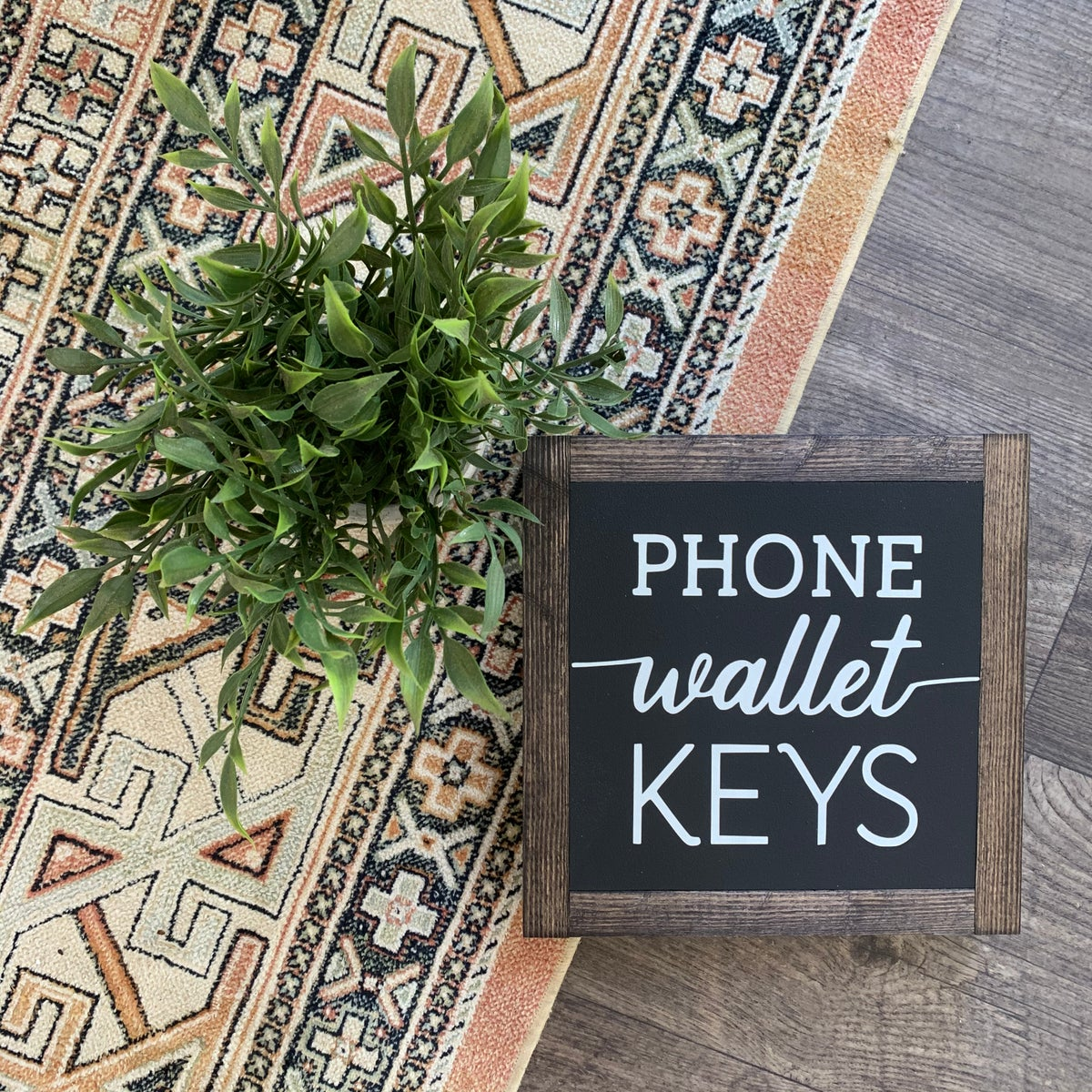 Image of Phone, Wallet, Keys