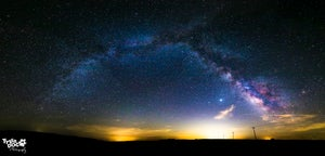 Image of Milky Way Panorama
