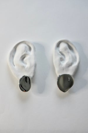 Image of Palette Earrings Round