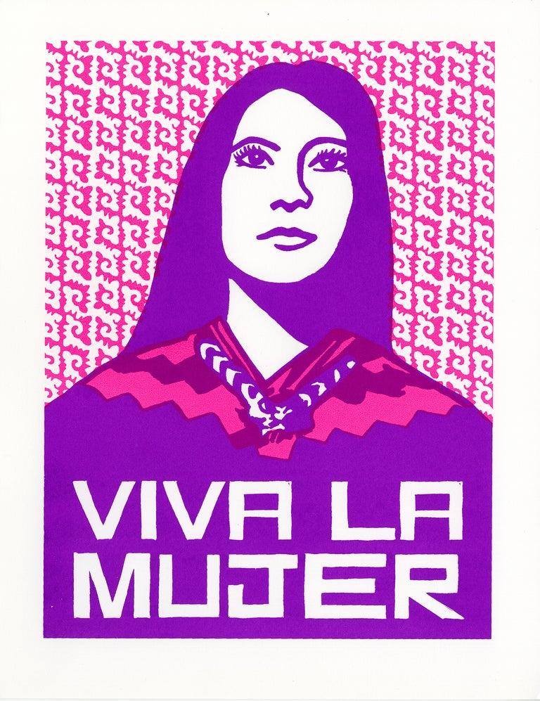 Image of Viva La Mujer (Small, 2017)