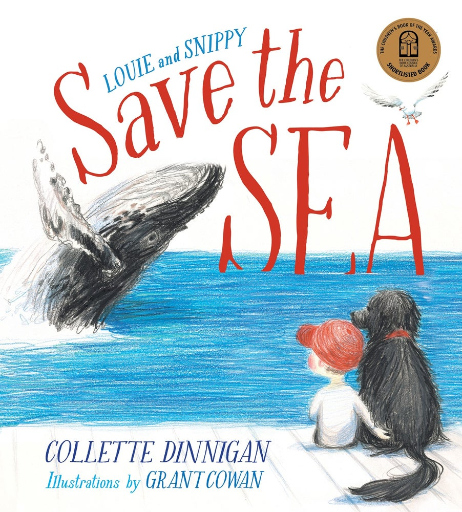 Image of Louie and Snippy: Save the Sea