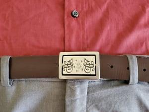Reversible Belt Buckles