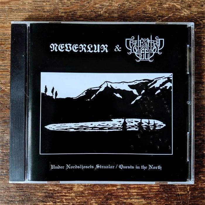 Sequestered Keep / Neverlur split CD