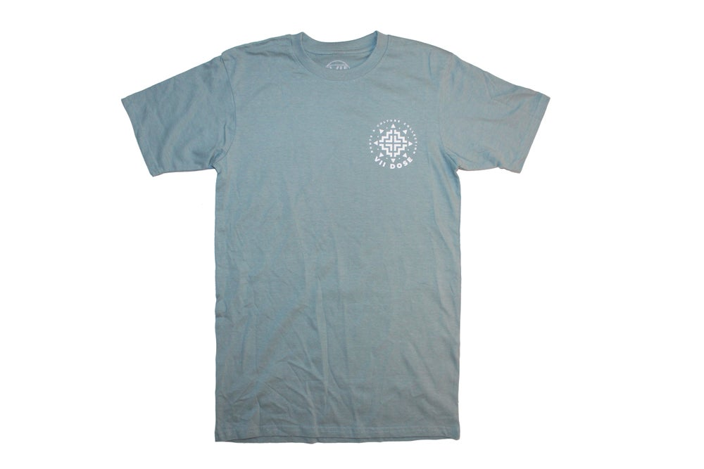 Image of Summer Shine Tee (Harbor Blue)