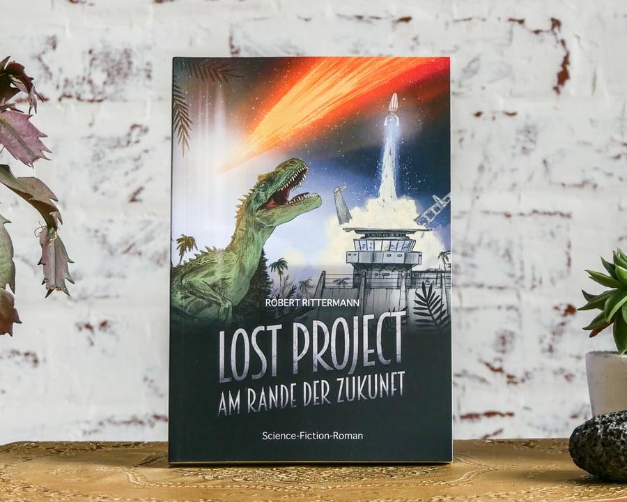 Image of Lost Project 3 - Am Rande der Zukunft / Taschenbuch