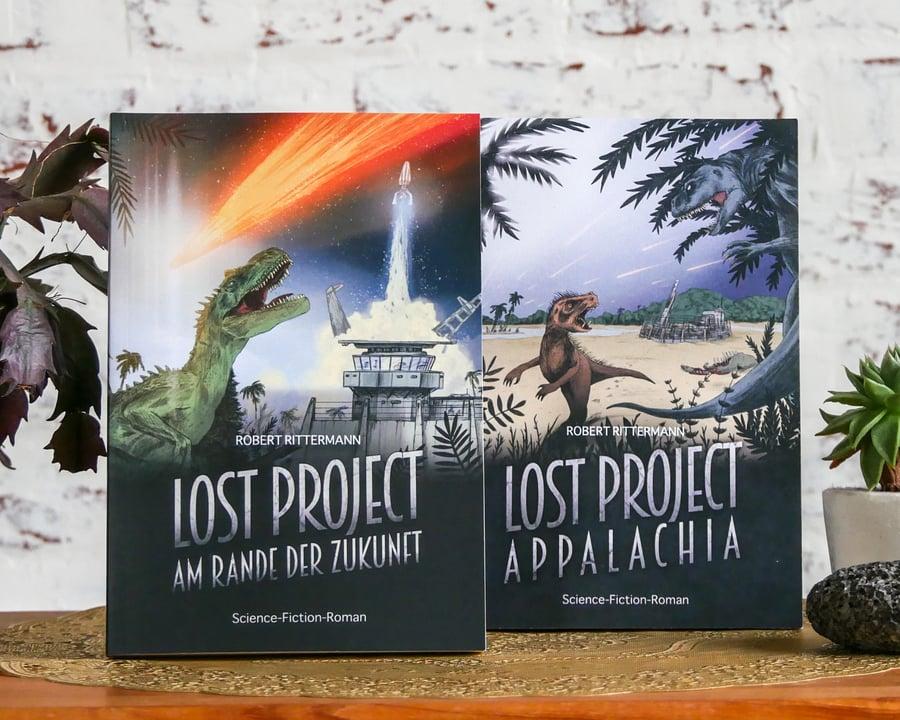 Image of BUNDLE Lost Project 2 & 3 /Taschenbücher