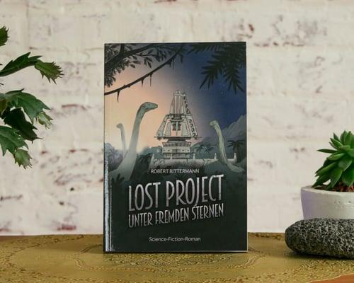Image of BUNDLE Lost Project 1, 2 & 3 / Komplette Reihe
