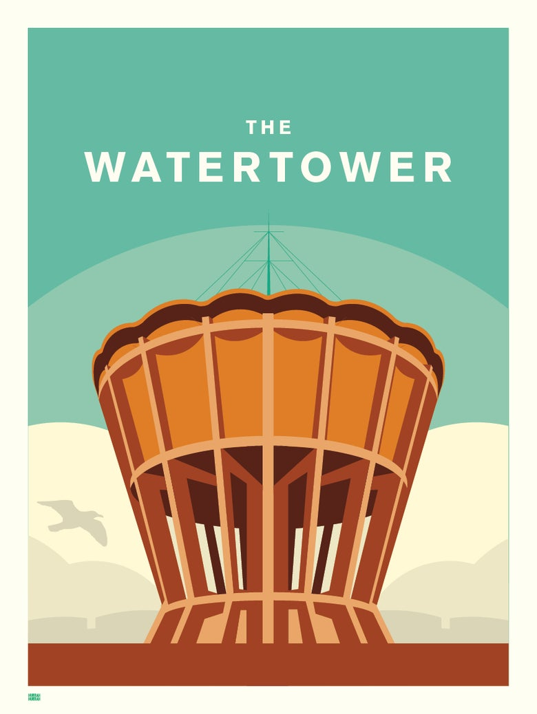 Image of The Watertower