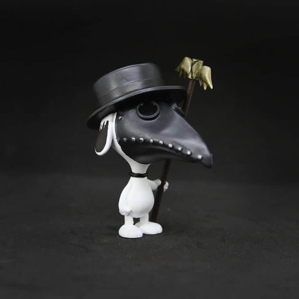 Image of Plague Dr Figure - Coming Soon