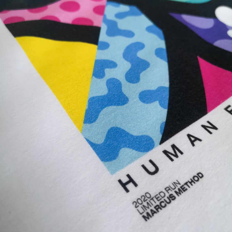 Image of KIDS T-SHIRT (Human Form 8)