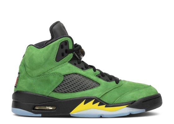 "Image of Air Jordan Retro 5 SE ""Oregon"""