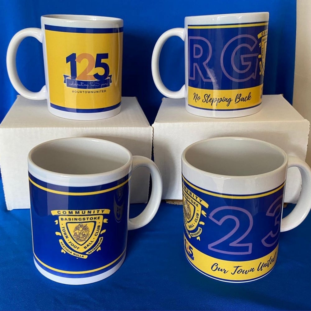Image of Basingstoke Town FC Mugs