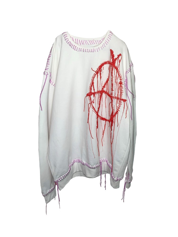 Image of  BLOODY ANARCHY SUMMER JUMPER