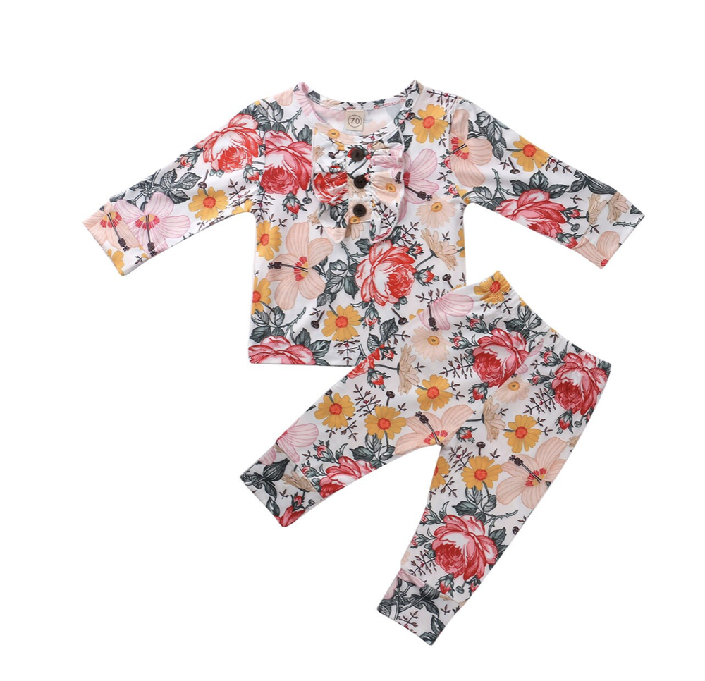 Sienna Floral Outfit