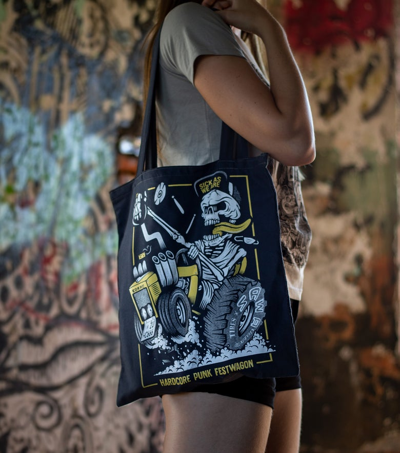 Image of Festwagon (2020 Tote Bags)