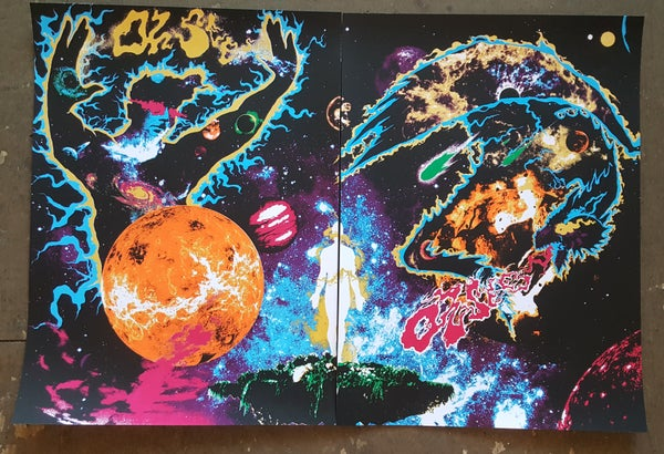 Image of Oh Sees - 2020 print set