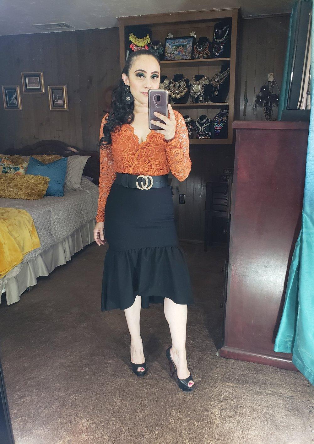 Image of Francine Mermaid Skirt