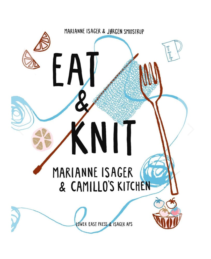 Image of Libro Knit & Eat de Marianne Isager
