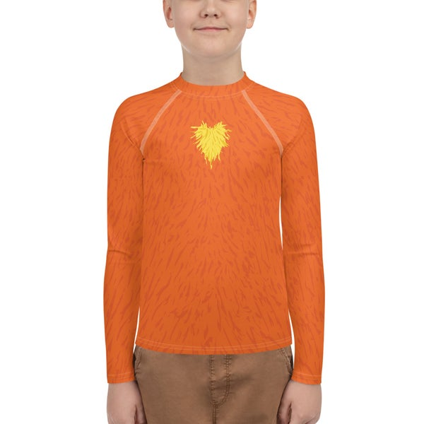 Image of Youth Mister Monkey Adventure Suit - Youth Rash Guard