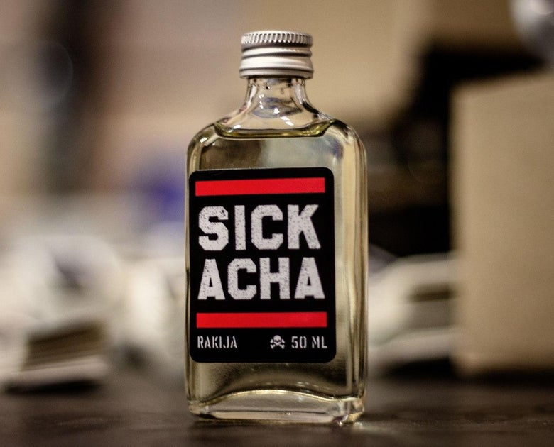 Image of Sickacha - Rakia (50ml)